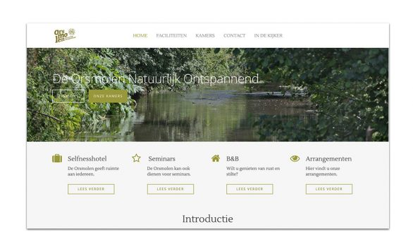 ORSMOLEN | WEBSITE KAMER VERHUUR