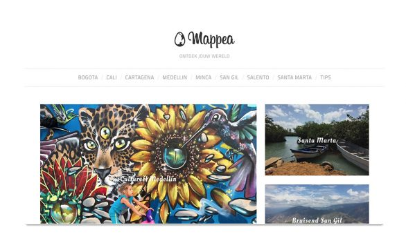 Mappea | Blog en Inspiratiewebsite