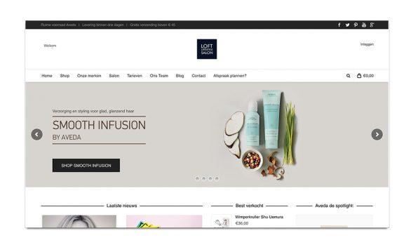 Loft | Webshop Lifestyle producten
