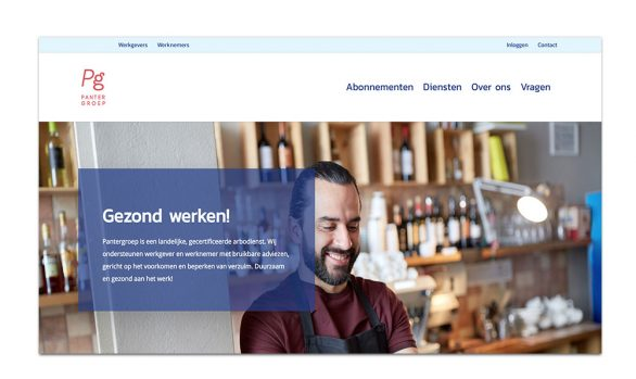 Pantergroep | Arbodienst website