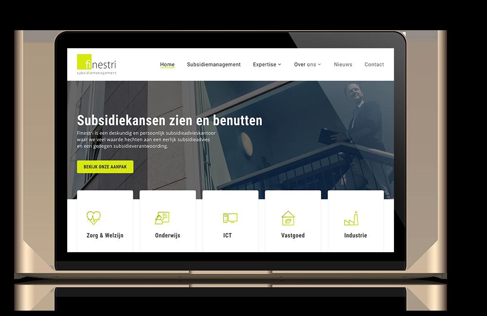 website laten maken kleidi webshop