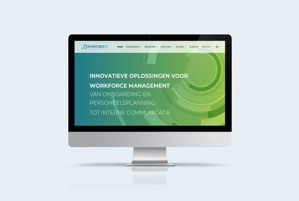 strategisch online marketing advies Kleidi websites webshops workforce it