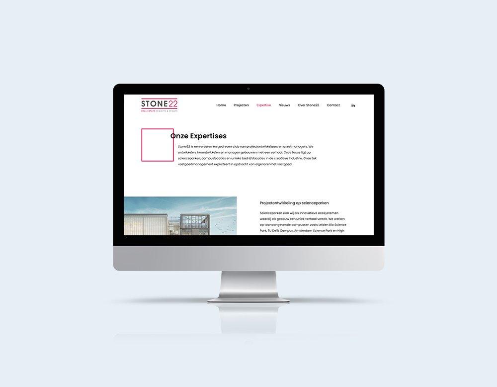 nieuwe website architect bureau kleidi