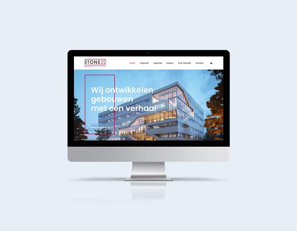 nieuwe website stone22 kleidi