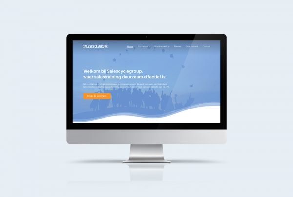 salescyclegroup website wordpress mailblue emailmarketing kleidi