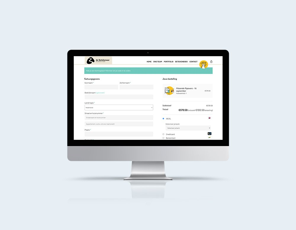 wordpress webshop woocommerce ideal mollie paypal credit card responsive